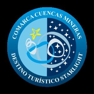Logo Destino Turistico Starlight Comarca Cuencas Mineras