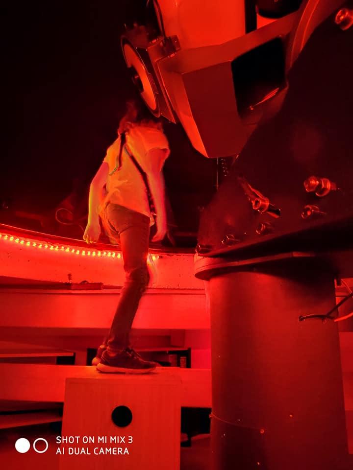 Observatorio Astronómico de Montalbán